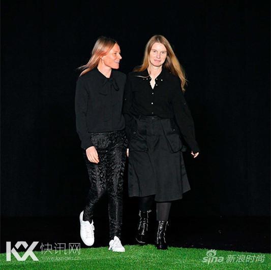 Luella Bartley与Katie Hillier