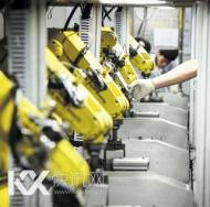 东莞530个机器换人项目 全部投产后将减工3.6万