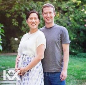 扎克伯格要当爸:华裔妻子怀上女孩