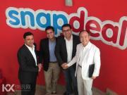 传印度电商Snapdeal从阿里、富士康获5亿美元融资
