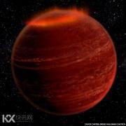 首次发现太阳系外极光现象 亮度是地球北极光100万倍