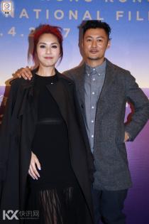 余文乐拍亲热戏不向女友备案 杨千嬅被老公要求减肥