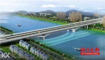 重磅!洪塘大桥月底动工拓建,三年内建成!城区20多个路口启动改造,你想知道的交通信息都在这里!