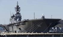 八国联军凑齐4个:美日英法针对中国合练两栖夺岛