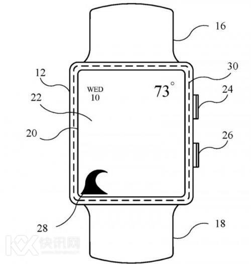 苹果新专利曝光这防水级别大赞