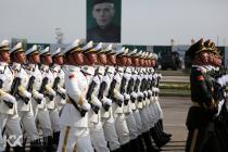 """巴总统:感谢中国军队参加""""巴基斯坦日""""阅兵"""