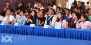 蓝色火焰珠宝入驻蚌埠银泰城,总经理顾瑄出席剪彩仪式